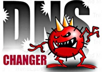 DNS Changer Virus Trojan